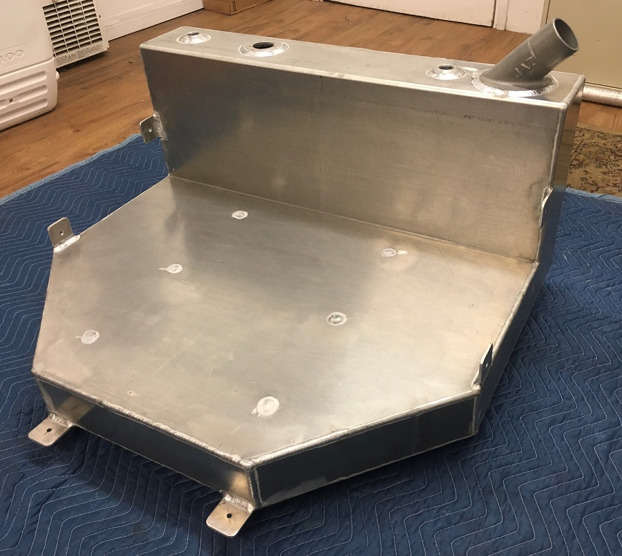 Custom Fuel Tank | Aluminum Fuel Tank